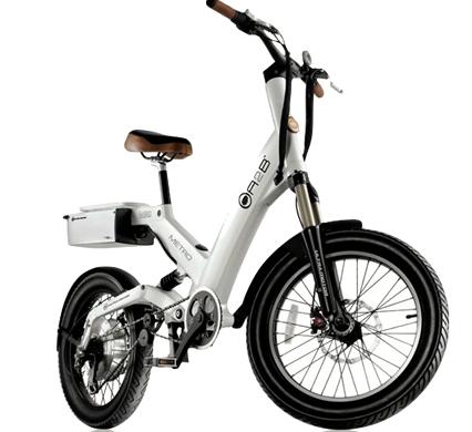 Электровелосипед Ultra Motor A2B Metro