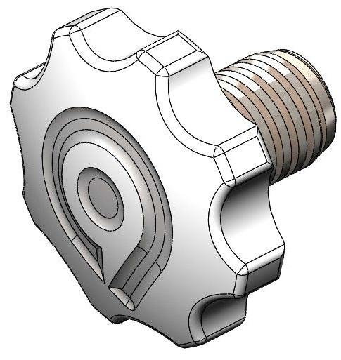 Фиксатор руля для гироскутера Ninebot E