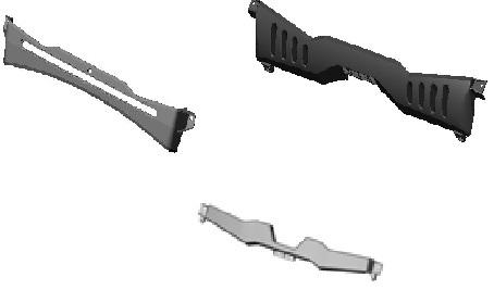 Декоративные панели гироскутера Ninebot E