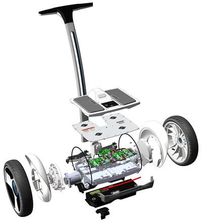 Ремонт и сервис гироскутера Ninebot E